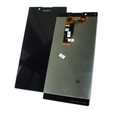 Дисплей Sony Xperia L1 G3311 G3312 ЧЕРНЫЙ (экран+сенсор, стекло)