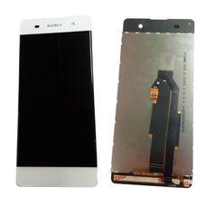 Дисплей Sony Xperia XA ULTRA F3111 F3212 БЕЛЫЙ (экран + тачскрин, стекло)