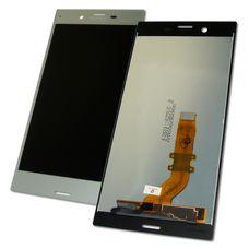 Дисплей Sony Xperia XZs, XZs Dual G8232 G8231 БЕЛЫЙ / СЕРЕБРО (экран + тачскрин, стекло)