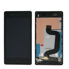 Дисплей Sony Xperia E3, E3 Dual D2202 D2203 D2206 D2212 ЧЕРНЫЙ В РАМКЕ (экран + сенсорное стело)