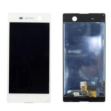 Дисплей Sony Xperia M5, M5 Dual E5603 E5633 БЕЛЫЙ (модуль, с тачскрином)