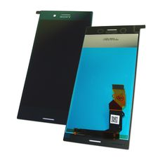 Дисплей Sony Xperia XZ Premium G8141 G8142 ЧЕРНЫЙ (экран + тачскрин, стекло)