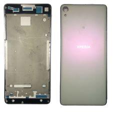 Корпус Sony Xperia XA F3111 F3112 БЕЛЫЙ (средняя часть)
