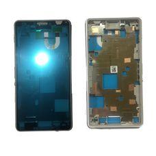 Корпус Sony Xperia Z3 mini (Compact) D5803 D5833 БЕЛЫЙ (средняя часть)