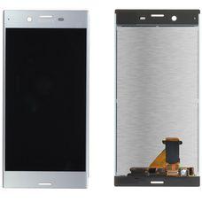 Дисплей Sony Xperia XZ, XZ Dual FZ8331 FZ8332 БЕЛЫЙ (экран+сенсор)