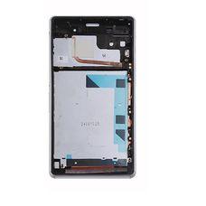 Корпус Sony Xperia Z3 D6603 D6643 D6653 БЕЛЫЙ (средняя часть)