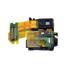 Шлейф Sony Xperia Z C6603 L36h разъем гарнитуры (коннектор аудио джек) + датчик света