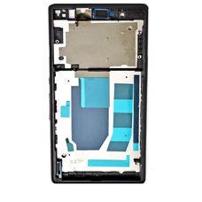 Корпус Sony Xperia Z C6603 С6602 С6606 ЧЕРНЫЙ (средняя часть)