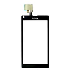 Тачскрин SONY XPERIA L C2105 Черный (Touchscreen)
