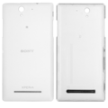 Задняя крышка Sony Xperia C3 D2533 БЕЛАЯ