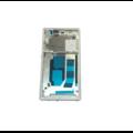 Корпус Sony Xperia Z C6603 С6602 С6606 БЕЛЫЙ (средняя часть)