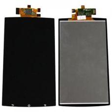 Дисплей Sony Xperia Arc ЧЕРНЫЙ LT15 LT18 (модуль, в сборе) ОРИГИНАЛ