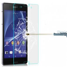 Защитное стекло / пленка Sony Xperia Z3 D6603
