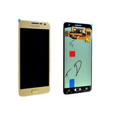 Дисплей Samsung Galaxy A3 SM-A300F Золото ОРИГИНАЛ (GH97-16747F)