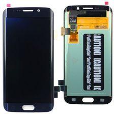 Дисплей Samsung Galaxy S6 Edge SM-G925F Синий (модуль, в сборе) ОРИГИНАЛ