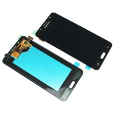 Дисплей Samsung Galaxy A7 SM-A710F/DS Черный ОРИГИНАЛ (GH97-18229B)