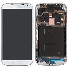 Дисплей Samsung Galaxy S4 i9500 Белый (модуль, в сборе) ОРИГИНАЛ