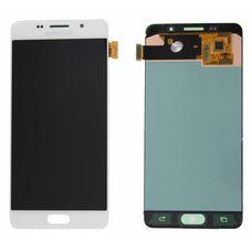 Дисплей Samsung Galaxy A5 SM-A510F/DS Белый ОРИГИНАЛ 2016 (GH97-18250A)