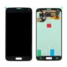 Дисплей Samsung GALAXY S5 SM-G900F Черный ОРИГИНАЛ (GH97-15959B)