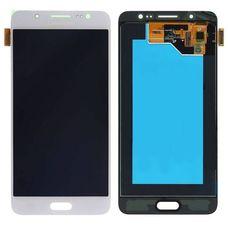 Дисплей Samsung Galaxy J5 SM-J510FN/DS Белый ОРИГИНАЛ (GH97-18792C)