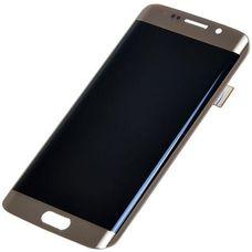Дисплей Samsung Galaxy S6 Edge SM-G925F Золотой (модуль, в сборе) ОРИГИНАЛ