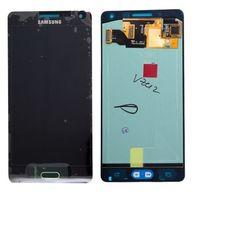 Дисплей Samsung Galaxy A5 SM-A500F Черный ОРИГИНАЛ (GH97-16679B)