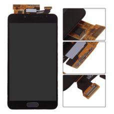 Дисплей Samsung Galaxy C5 SM-C5000 Черный (экран+сенсор) 2016г
