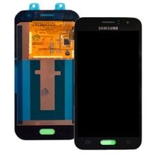 Дисплей Samsung Galaxy J1 SM-J110H Черный ОРИГИНАЛ (GH97-17843B)