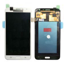 Дисплей Samsung Galaxy J7 SM-J700H/DS Белый ОРИГИНАЛ (GH97-17670A) 2015
