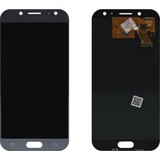 Дисплей Samsung Galaxy J5 J530 Черный  (экран + тачскрин, стекло)