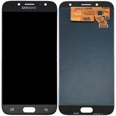 Дисплей Samsung Galaxy J7 J730 Черный (экран + тачскрин, стекло)