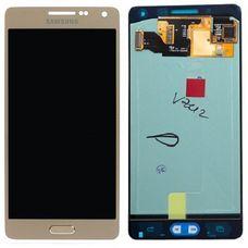 Дисплей Samsung Galaxy A5 SM-A500F Золото ОРИГИНАЛ (GH97-16679F)