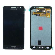 Дисплей Samsung Galaxy A3 SM-A320F Черный ОРИГИНАЛ (2017) (GH97-19732B)