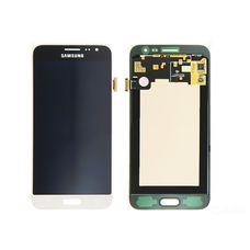 Дисплей Samsung Galaxy J3 (2016) SM-J320F/DS Белый ОРИГИНАЛ (GH97-18414A)