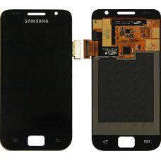 Дисплей Samsung Galaxy S1 i9000 Черный (экран + тачскрин, стекло)