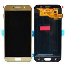 Дисплей Samsung Galaxy A5 SM-A520F Золото ОРИГИНАЛ (2017) (GH97-19733B)