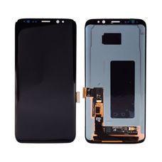 Дисплей Samsung Galaxy S8 Plus SM-G955FD  Черный  ОРИГИНАЛ (GH97-20470A)