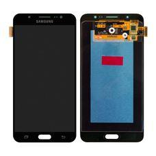 Дисплей Samsung Galaxy J7 J710 Черный OLED ORIGINAL