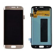 Дисплей Samsung Galaxy S7 Edge SM-G935 Золотой (экран+сенсор) ОРИГИНАЛ