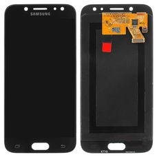 Дисплей Samsung Galaxy J5 J530 Черный OLED ORIGINAL (экран + тачскрин, стекло)