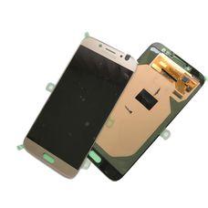 Дисплей Samsung Galaxy J7 J730 Золотой OLED ORIGINAL (экран + тачскрин, стекло)