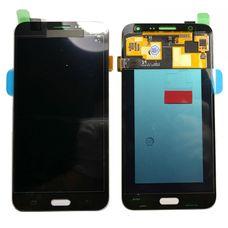 Дисплей Samsung Galaxy J7 SM-J700H/DS Черный ОРИГИНАЛ (GH97-17670C) 2015г.