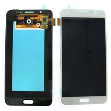 Дисплей Samsung Galaxy J7 SM-J710FN/DS Белый ОРИГИНАЛ (GH97-18855C) 2016
