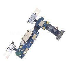 Разъем зарядки + Кнопка Home (джойстик) Samsung Galaxy S5 i9600 G900 + сенсорные кнопки