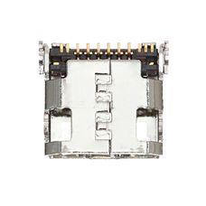 Коннектор зарядки Samsung Galaxy Note 2 N7100 i9500 i9505 S4 Micro USB (Charge connector)