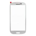 Стекло Samsung Galaxy S3 GT-i9300 белое (white)
