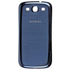 Задняя крышка Samsung Galaxy S3 СИНЯЯ i9300