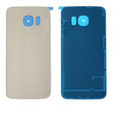 Задняя крышка Samsung Galaxy S6 Edge G925F ЗОЛОТАЯ