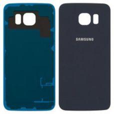 Задняя крышка Samsung Galaxy S6 Edge G925F ЧЕРНАЯ