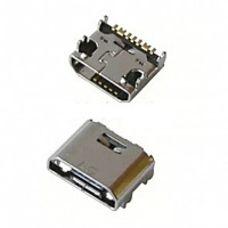 Коннектор зарядки Samsung i8552 i9060 i9080 i9082 i9150 i9152 G360H G361H T110 (Charge connector)